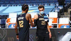 【NBA】21场比赛延期!NBA疫情发烧,灰熊连胜气势惨遭中断